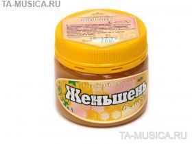 Женьшень в меду. купить