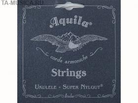 Струны для укулеле концерт AQUILA SUPER NYLGUT 103U (High G-C-E-A) купить