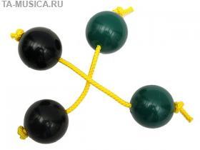 Асалато чёрно-зелёный пластик (Patica) купить с доставкой