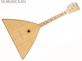 Балалайка традиционная, Спутник, 3S-S, Балалайкеръ купить