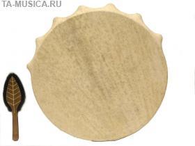 Купить Бубен шаманский с колотушкой (Хакассия) 50 см