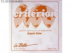 Струна одиночная La Bella CGW038 Criterion, бронза, 038 купить