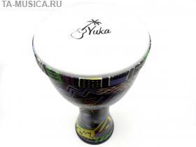 Думбек пластик 8 дюймов YUKA купить с доставкой