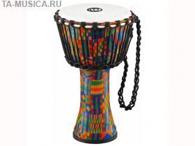 Джембе 8 дюймов, кожа, Travel Series Kenyan Quilt PADJ2-S-G, Meinl купить