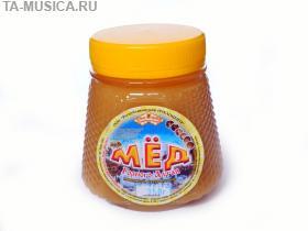 Алтайский мёд. Горный.