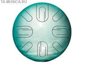 Глюкофон 30 см 10 лепестков аккордовый без гравировки Kosmosky купить