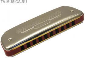 Губная гармоника Hohner Golden Melody E купить с доставкой