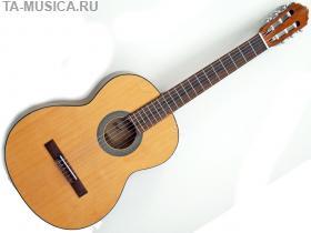 Классическая гитара 4/4, AC100-SG, глянцевая, Cort купить с доставкой