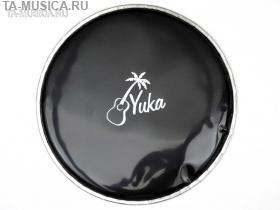 Мембрана для египетской дарбуки (думбека) YUKA серии DRBE, черная купить