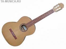 Классическая гитара Sofia Soloist Series Green Globe, кедр, S65C-GG Kremona
