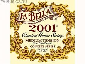 Струны для акустической гитары La Bella  купить