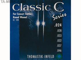 Струны для классической гитары 24-46, Classic C, CC124, Thomastik купить