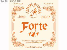 Струны для скрипки FORTE4/4, VN327, Господин Музыкант купить