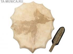Бубен в якутском стиле 70/60 см, Хакасия (Ч) купить с доставкой