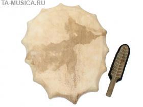 Бубен в якутском стиле 60/40 см, Хакасия купить