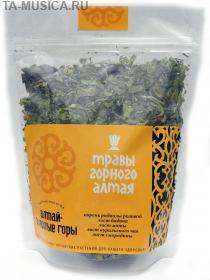 Чайный напиток Алтай-Золотые горы, 100 г купить с доставкой