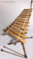 Ксилофон бамбуковый