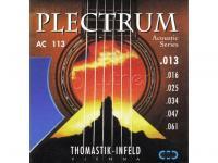 Струны для акустической гитары Thomastik Plectrum AC113 сталь/бронза 013-061