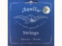 Струны для укулеле концерт AQUILA SUGAR 152U (High G-C-E-A)