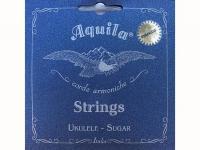 Струны для укулеле сопрано AQUILA SUGAR 151U (Low G-C-E-A)