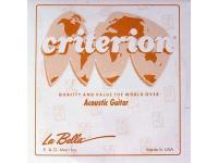 Струна одиночная La Bella CGW035 Criterion, бронза, 035