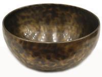 Поющая чаша кованая 16-17 см