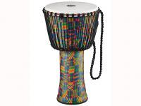 Джембе 14 дюймов, кожа, Travel Series Kenyan Quilt PADJ2-XL-G, Meinl