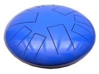 Глюкофон 30 см 9 лепестков цветной (ВсёЗвук)