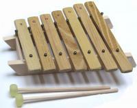 Ксилофон деревянный малая пентатоника, 7 нот, XRP-007
