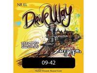 Струны для электрогитары NR-EL Drive Way, никель, Extra Light, 9-42, Мозеръ