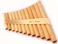 Пан-флейта 12 голосов альт a1-e3 Panpipe-12, Hora