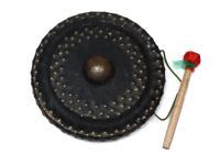 Гонг чёрный 23-25 см