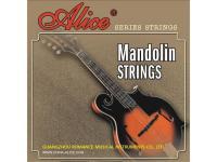 Струны для мандолины, латунь, 10-34, AM04 Alice