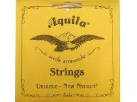 Струны для укулеле баритон AQUILA NEW NYLGUT 21 (Low D-G-B-E)