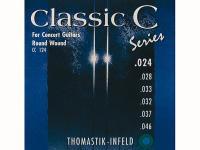 Струны для классической гитары 24-46, Classic C, CC124, Thomastik