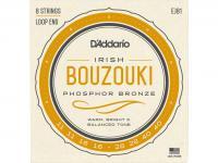 Струны для ирландского бузуки, фосфорная бронза, 11-40, EJ81, D'Addario