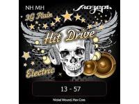 Струны для электрогитары, 13-57, NH-MH Hit Drive, Мозеръ