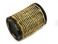 Шейкер плетеный малый Tube Caxixi LTC-S, Sonor