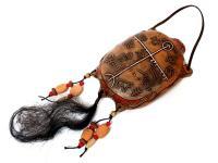 Окарина большая Шаманский бубен