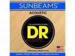 Струны для акустической гитары, 12-54, RCA-12 SunBeams, DR